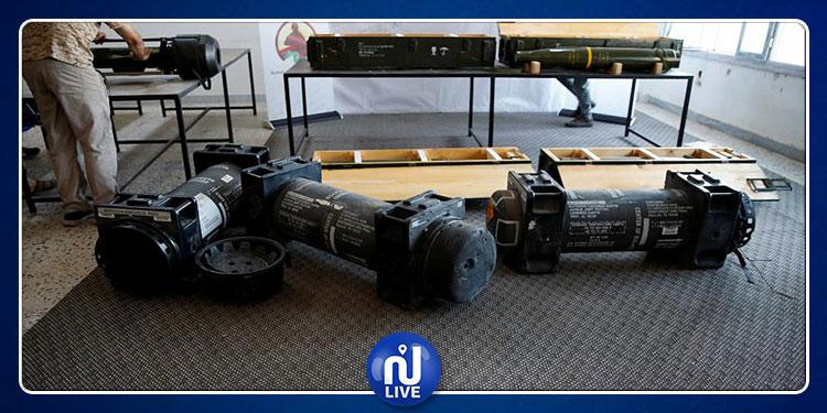 الإمارات تنفي ملكيتها لأسلحة تم حجزها في ليبيا