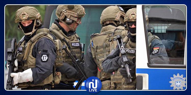 الشرطة الألمانية تعلن إحباط مخطط  لهجوم إرهابي