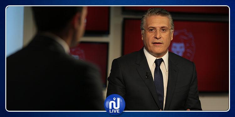 Nabil Karoui : Je ne suis pas concerné par la loi d'exclusion