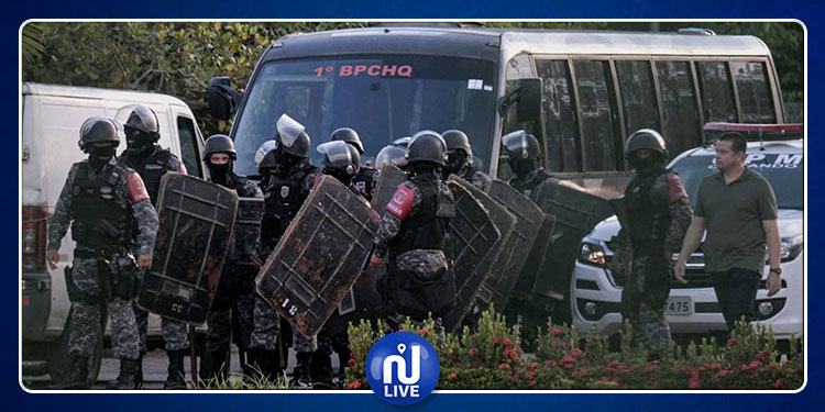 Brésil : Une émeute dans une prison fait 57 morts