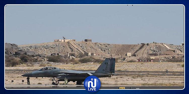 الحوثيون يعلنون استهداف قاعدة الملك خالد الجوية