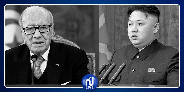 كوريا الشمالية تعزّي تونس في وفاة الباجي قايد السبسي