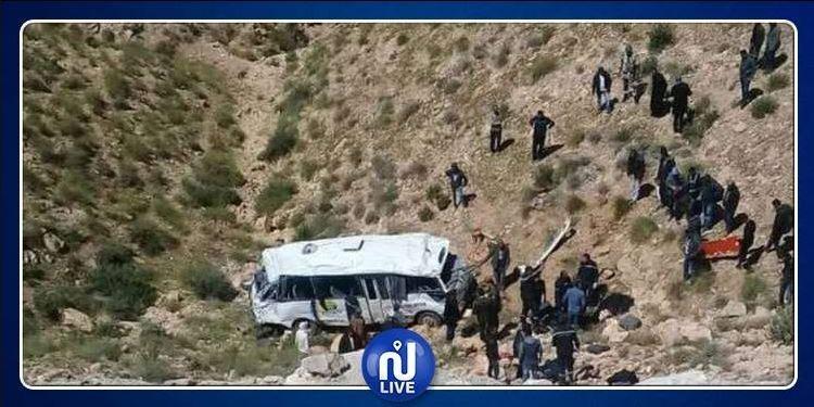 ''قتلى وجرحى في إنقلاب حافلة سياحيّة'':  وزارة الداخلية تنفي وتوضح