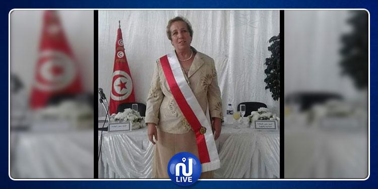 رئيسة بلدية المهدية تستقيل من منصبها