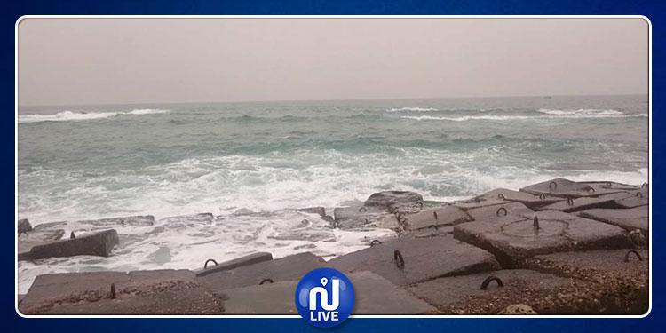 أمطار بهذه الولايات والسباحة ممنوعة بكافة الشواطئ
