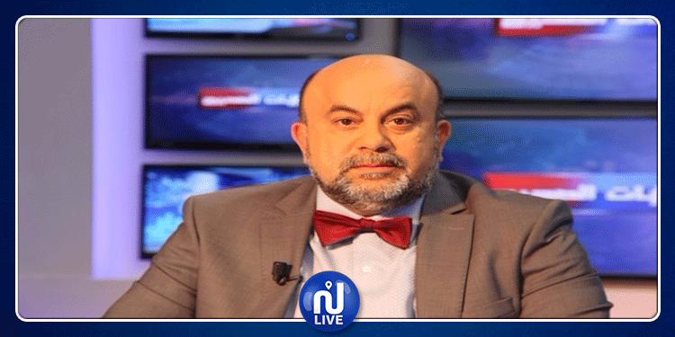 عماد بن حليمة: حركة النهضة مختصة في تفخيخ القوانين