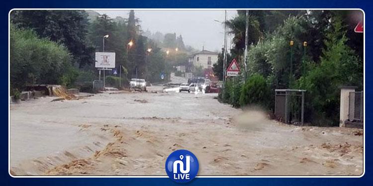 إيطاليا: مصرع 3 أشخاص جراء الأمطار الغزيرة والعواصف الرعدية