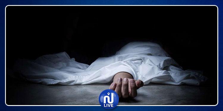 الجريصة: مخمور يقتل أمه السبعينية