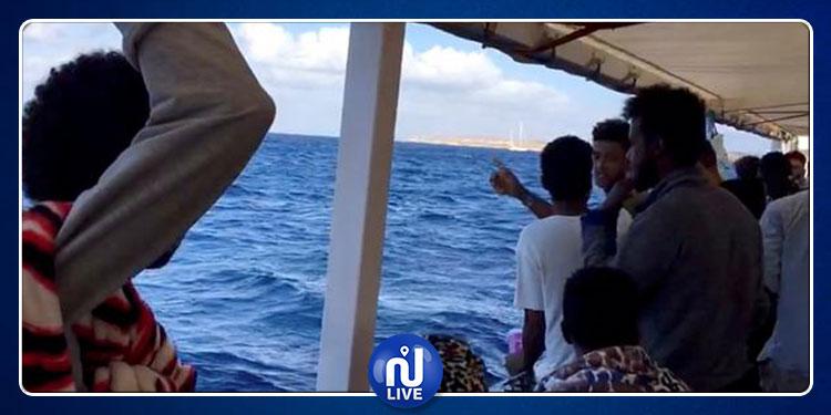 6 دول أوروبية توافق على استقبال مهاجرين