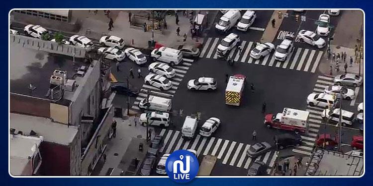 إصابة ضباط شرطة في إطلاق نار بمدينة فيلادلفيا الأمريكية (فيديو)