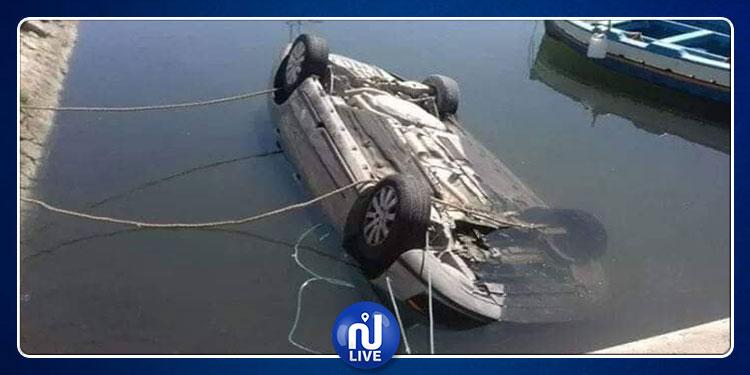 وفاة شخص إثر سقوط سيارته في ميناء سوسة