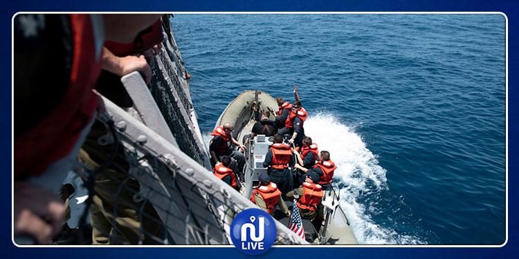 La marine israélienne se prépare à affronter un séisme massif