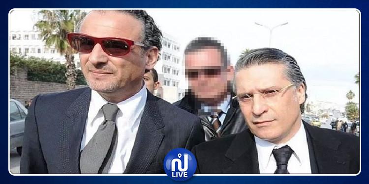 وزير العدل يأذن بفتح بحث في ملابسات إصدار بطاقتي الإيداع في حق نبيل وغازي القروي