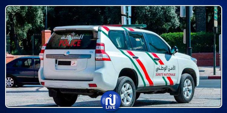 إيقاف تونسي صدم سيارة شرطة بمراكش المغربية ولاذ بالفرار