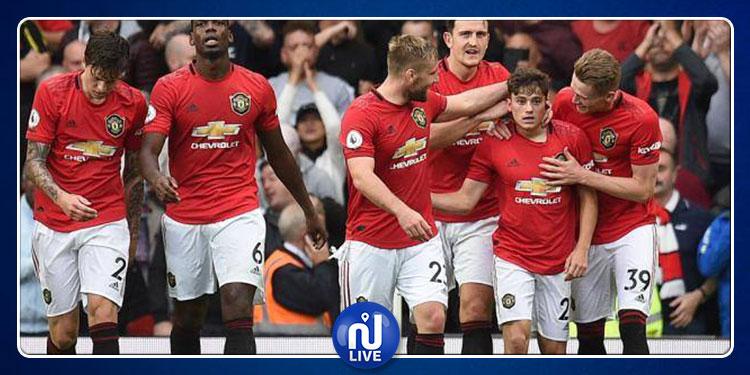 Premier league anglaise : Manchester United écrase Chelsea (4-0)