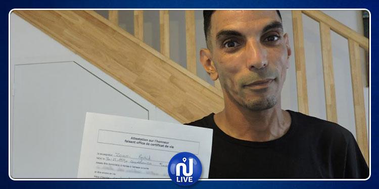 رشيد الزويني: ''ميّت'' يكافح من أجل العودة للحياة في فرنسا!