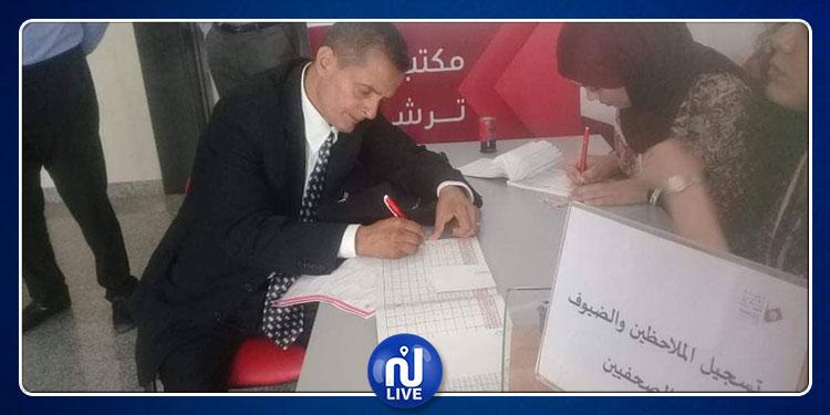 قال إنه سيطلب التزكيات من راشد الغنوشي: محمد لسعد العوني يترشح للرئاسة