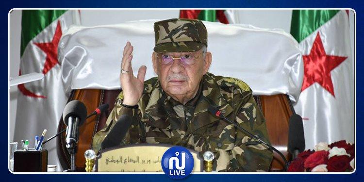 رئيس الأركان الجزائري: كشفنا مؤامرة خطيرة ضد الشعب