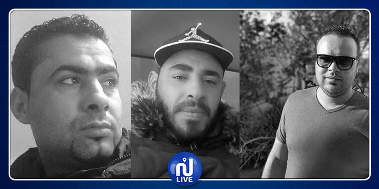 سيدي بوزيد: وفاة 3 شبان في حادث مرور أليم