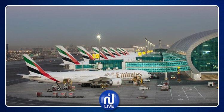 مطار دبي: تحويل مسار رحلتين بعد الاشتباه في وجود طائرة مسيّرة