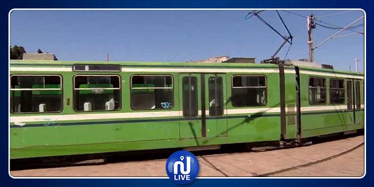 العاصمة: القبض على شاب تورّط في تخريب عربة مترو