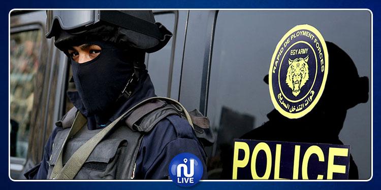 مصر: مقتل قائد ''تنظيم لواء الثورة'' و8 آخرين في سلسلة مداهمات