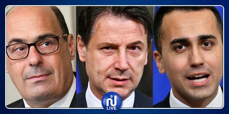 Italie : Le nouveau gouvernement de coalition prêtera serment jeudi