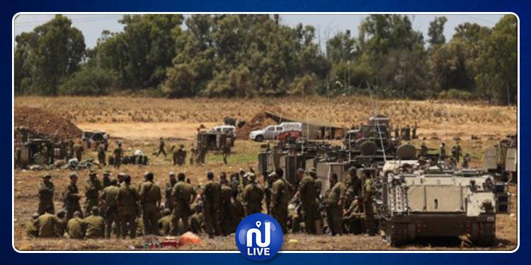 البعوض يهاجم قواعد جيش الاحتلال على حدود غزة