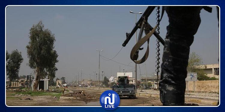 داعش الإرهابي يقتل عائلة عراقية كاملة