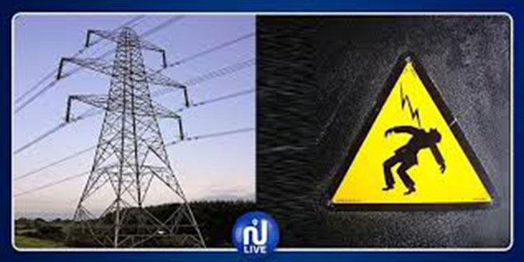 طبرقة: صعقة كهربائية تتسبب في وفاة عامل وإصابة آخرين