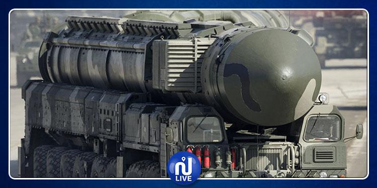 روسيا تعلن نجاح تجربة إطلاق صاروخ عابر للقارات