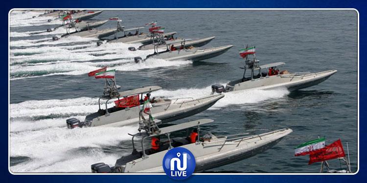 البحرية الإيرانية تهدد هؤلاء بأقسى أشكال الرد السريع!