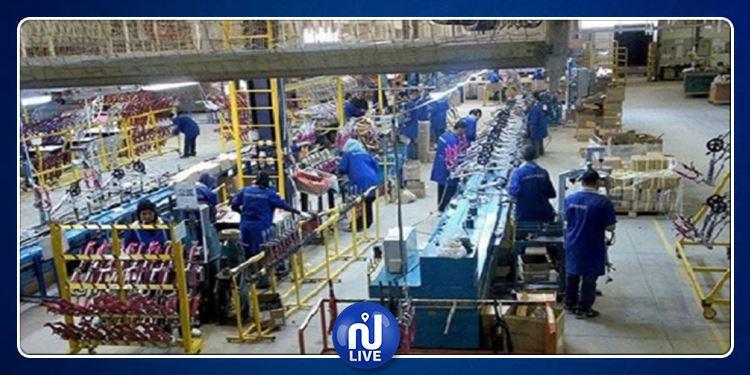 تراجع الانتاج وتدهور عديد القطاعات الصناعية