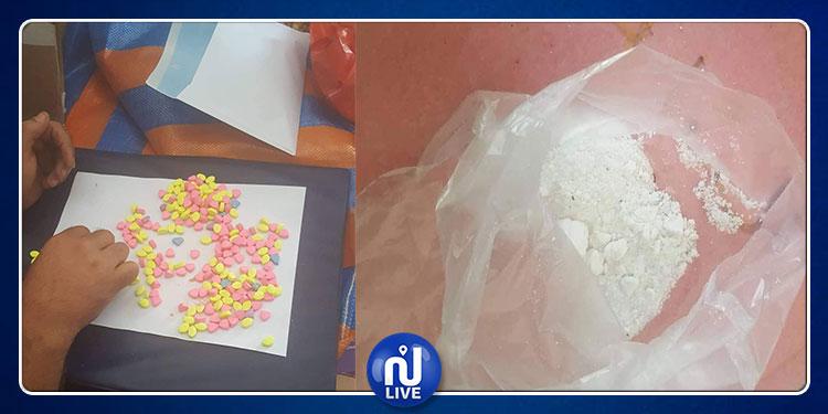 القيروان: كوكايين وأقراص اكستازي في ظرف بريدي قادم من الخارج والأمة بالمرصاد