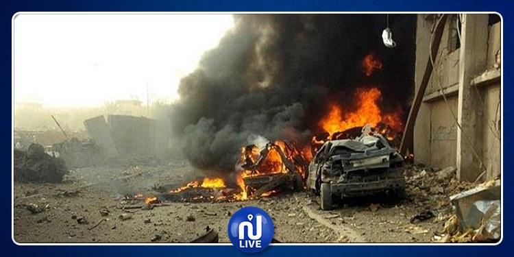 6 من عائلة واحدة: تفجير حافلة ركاب يخلف 11 قتيلا في كربلاء