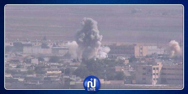 الجيش السوري ينتشر على الحدود مع تركيا