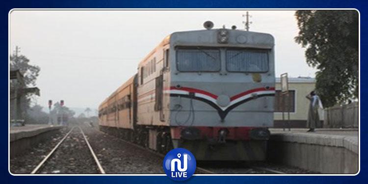 مصر: السجن لمراقب تذاكر أجبر راكبين على القفز من القطار وهو يسير
