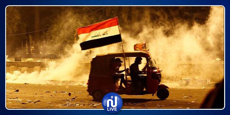 العراق: 74 قتيلا وآلاف المصابين حصيلة 3 أيام من الاحتجاجات