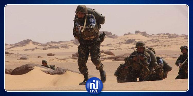 الجيش الجزائري يقضي على إرهابي بتيسمسيلت