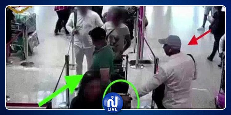 الشرطة الإيطالية ''تشهّر'' بمهاجرين يسرقون الأمتعة! (فيديو)