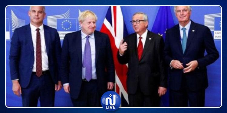 Brexit : l'UE et le Royaume-Uni parviennent à un accord