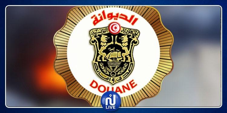 فرق الحرس الديواني تحجز مخدرات وقطع أثرية والعاب نارية وبضائع أخرى