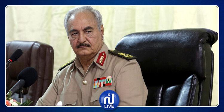 خليفة حفتر: نستطيع السيطرة على طرابلس في يومين