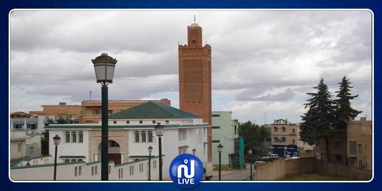 محاولة حرق مسجد في الجزائر
