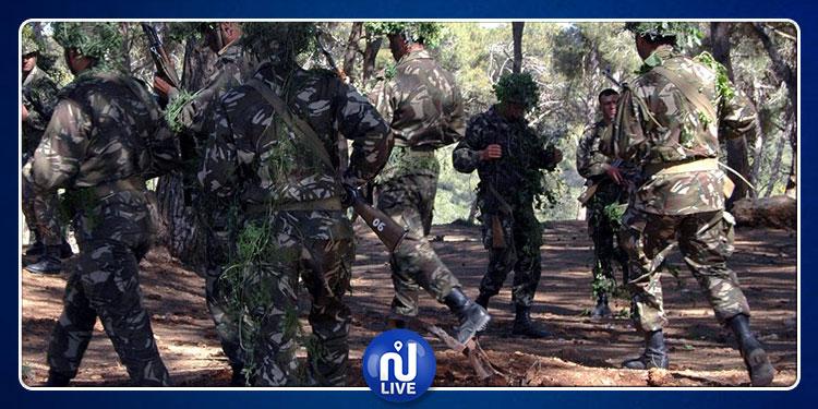 الجيش الجزائري يرصد تحركات إرهابيين على الحدود مع تونس