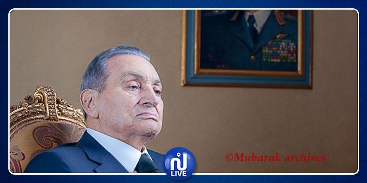حسني مبارك يظهر لأول مرة منذ عام 2011 ويتحدث عن حرب أكتوبر 1973 (فيديو)