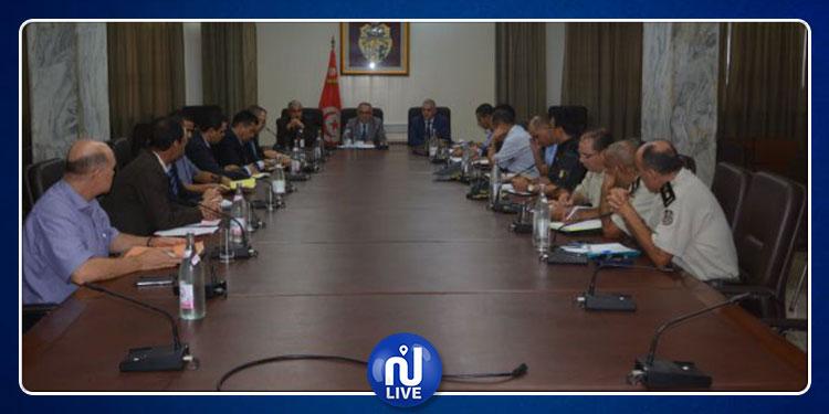 تأمين الانتخابات التشريعية: اجتماع لإطارات أمنية عليا بمقر وزارة الداخلية