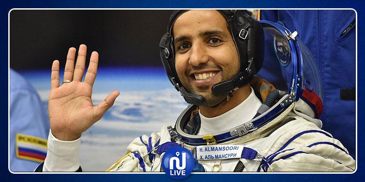 أول رائد فضاء عربي: الأرض كروية الشكل وهذا رأيته بنفسي