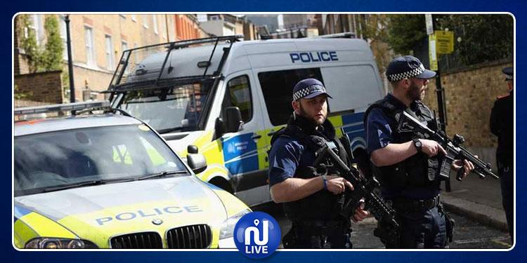 عشرات الجثث في شاحنة شرق لندن