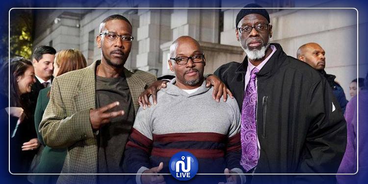 3 hommes libérés après 36 ans de prison pour un crime qu'ils n'ont pas commis